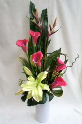 db_Flower_Illusions_green_orienatal_and_pink_calla